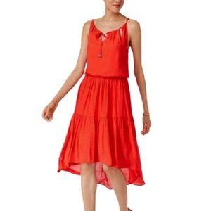 Sangria Halter Dress, size 10